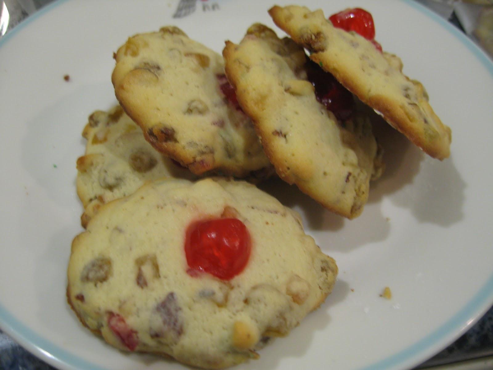 Irish Christmas Cookies  Irish Whiskey Christmas Cookies