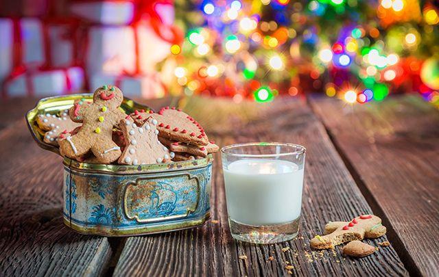 Irish Christmas Cookies  Christmas cookie recipes for Santa on Christmas Eve