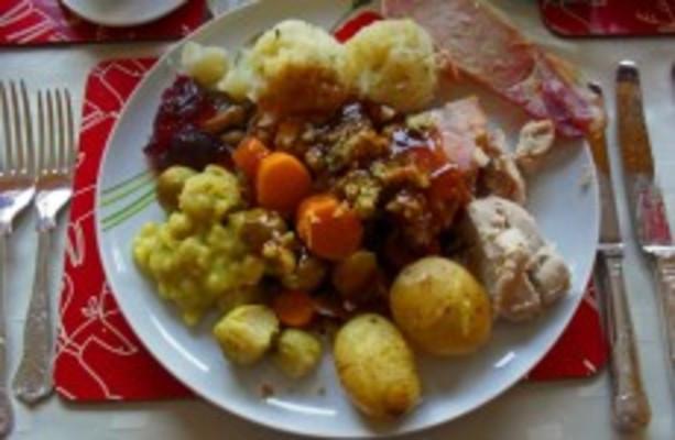 Irish Christmas Recipes  Irish mammy made Christmas dinner in Carlow today for