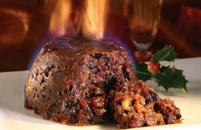 Irish Christmas Recipes  An easy Christmas pudding and brandy custard recipe