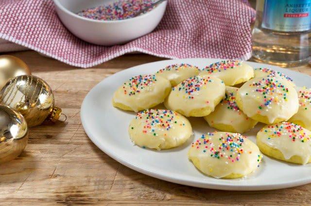 Italian Anise Christmas Cookies  Josephine s Anise Cookies