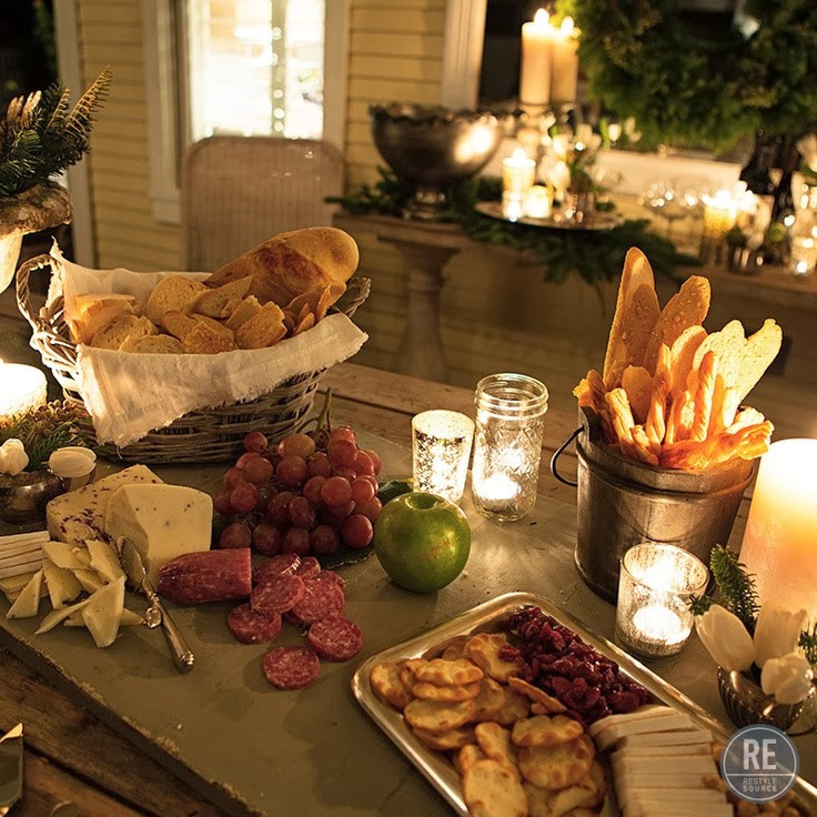 Italian Christmas Appetizers  Provocative Manners Perfect Party Planning for the