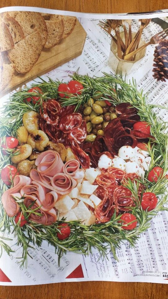 Italian Christmas Appetizers  25 best ideas about Christmas Buffet on Pinterest