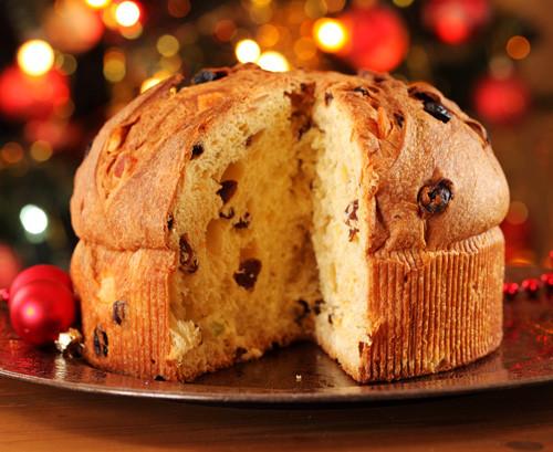 Italian Christmas Bread  Panettone
