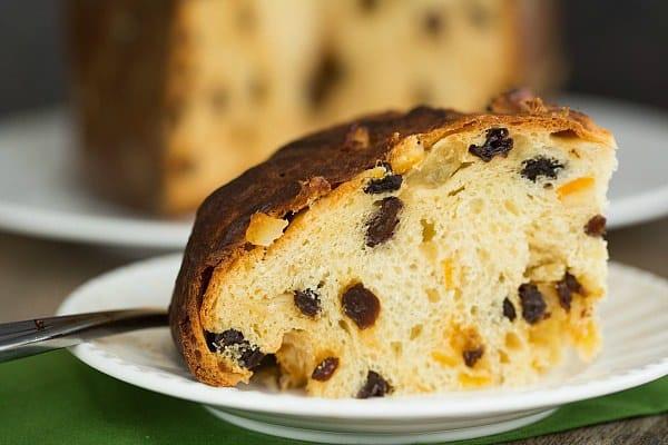 Italian Christmas Bread  Panettone Recipe