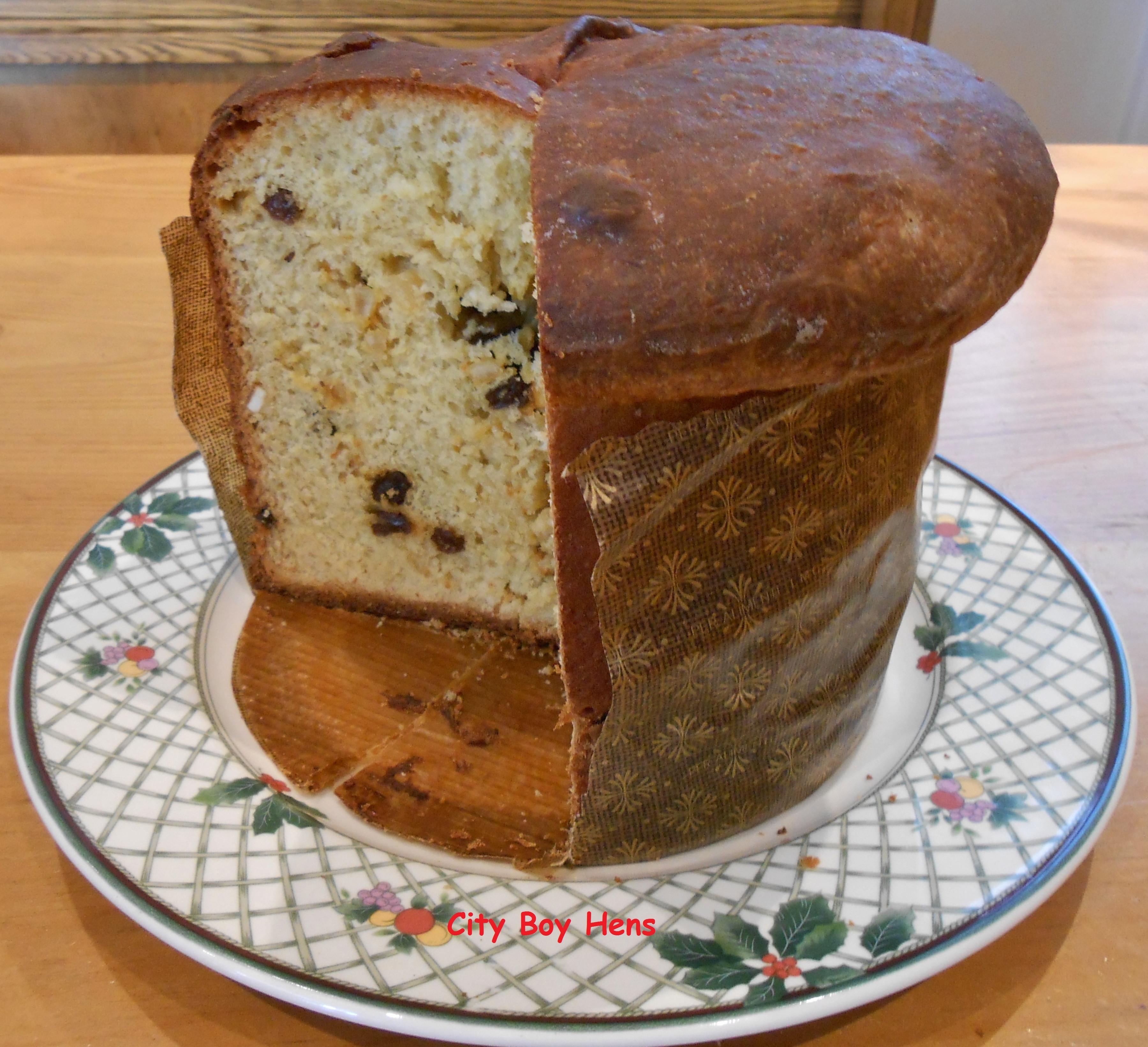 Italian Christmas Bread  How To Make Panettone The Italian Christmas Bread