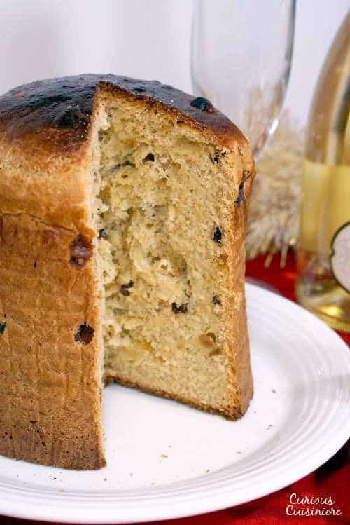 Italian Christmas Bread  Italian Panettone and Sparkling Wine Pairing • Curious