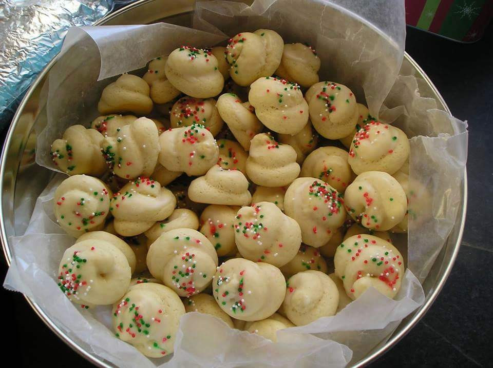 Italian Christmas Cookies  Italian Christmas Cookies