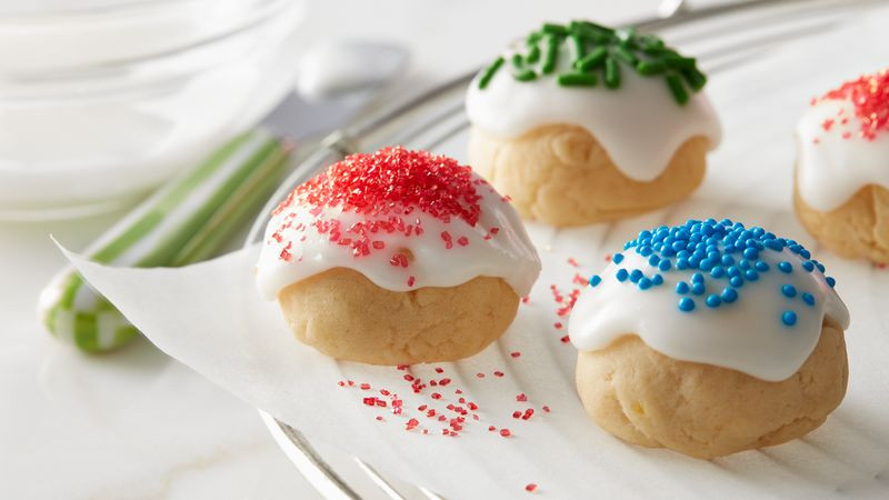 Italian Christmas Cookies Recipes With Pictures  Italian Christmas Cookies Recipe BettyCrocker