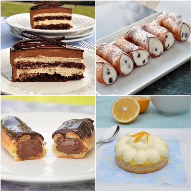 Italian Christmas Desserts Recipes  Holiday Dessert Recipes Food Lover s Odyssey