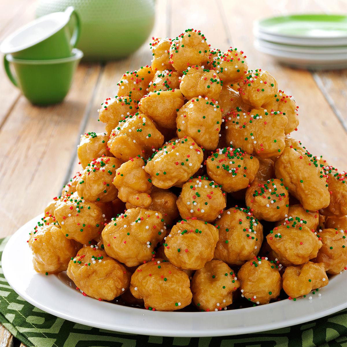 Italian Christmas Desserts Recipes  Italian Holiday Cookies Recipe