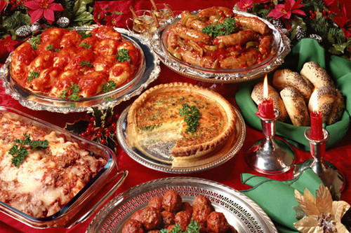Italian Christmas Dinner Recipes  15 reasons to spend Christmas in Italy