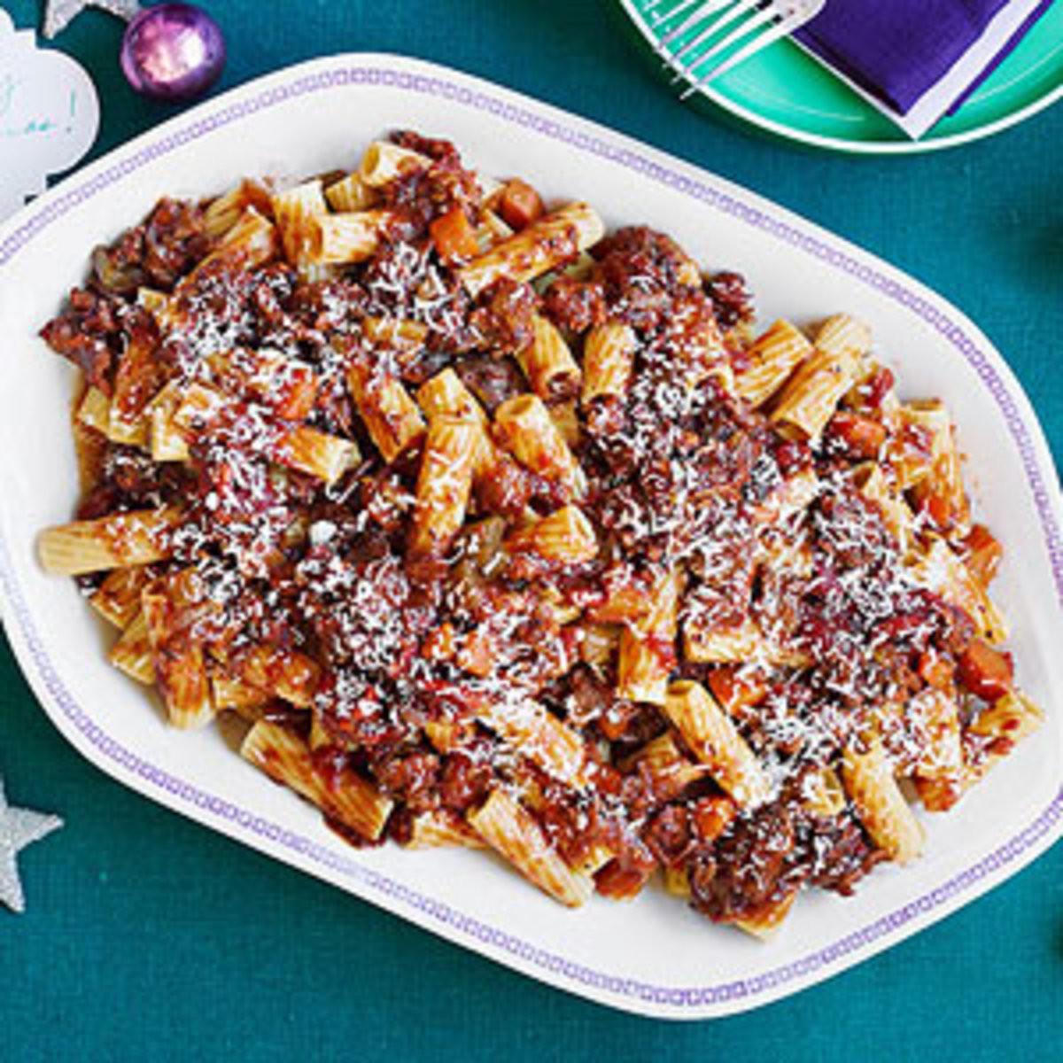 Italian Christmas Dinner Recipes  Italian Christmas Recipes Rachael Ray Every Day
