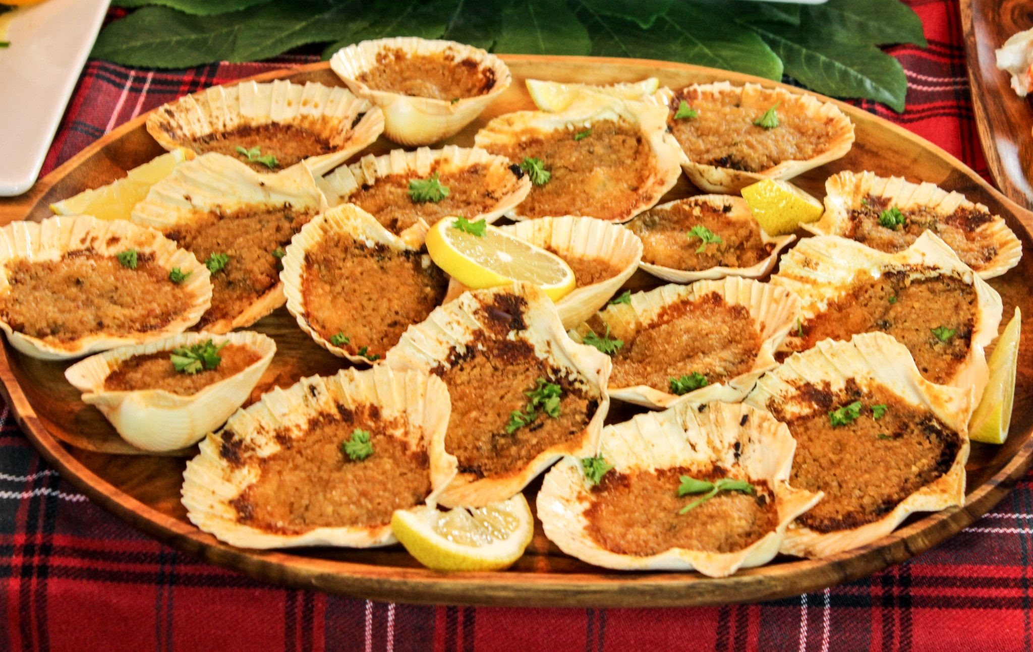 Italian Christmas Eve Recipes  Feast of the Seven Fishes Baked Clams Italian Style Day