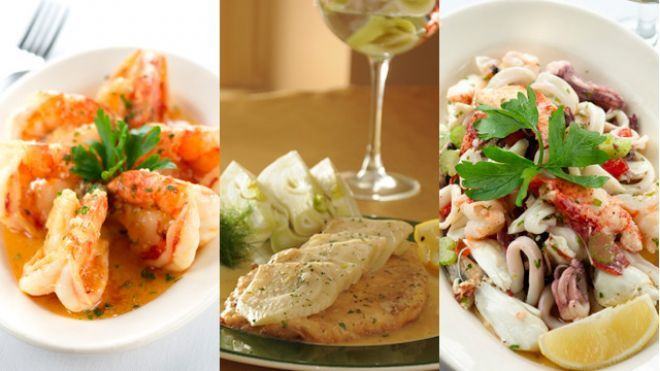 Italian Christmas Eve Recipes  17 Best images about Christmas Eve Fish Dinner Feast of