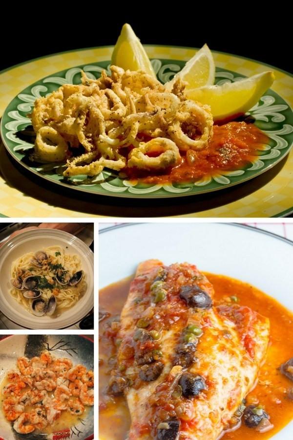 Italian Christmas Recipes  Italian Christmas Eve Dinner The Italian Chef