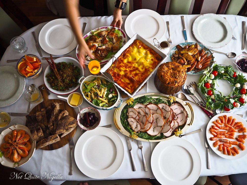 Italian Christmas Recipes  Italian Christmas Recipes Not Quite Nigella