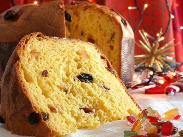 Italian Sweet Bread Loaf Made For Christmas  A tour of Europe in 10 Christmas desserts