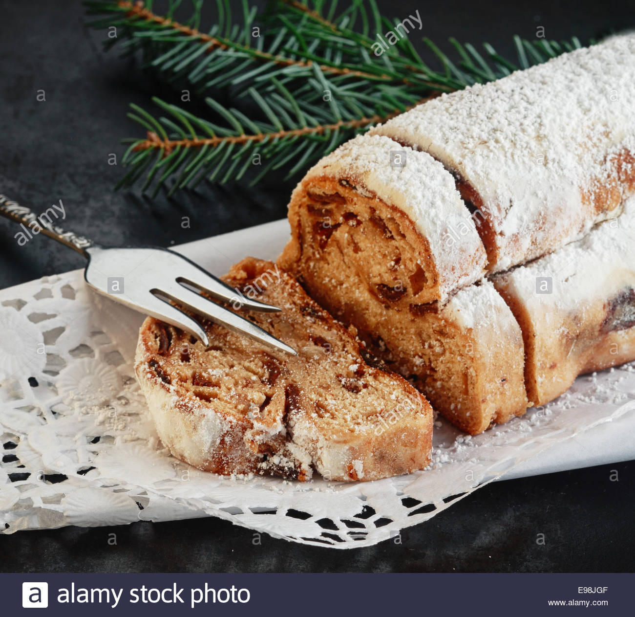 Italian Sweet Bread Loaf Made For Christmas  Loaf Bread Art Stock s & Loaf Bread Art Stock