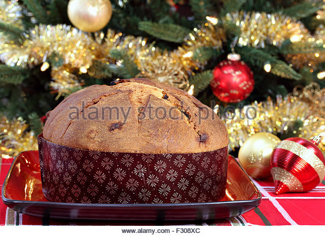 Italian Sweet Bread Loaf Made For Christmas  Italian Ornaments Stock s & Italian Ornaments Stock