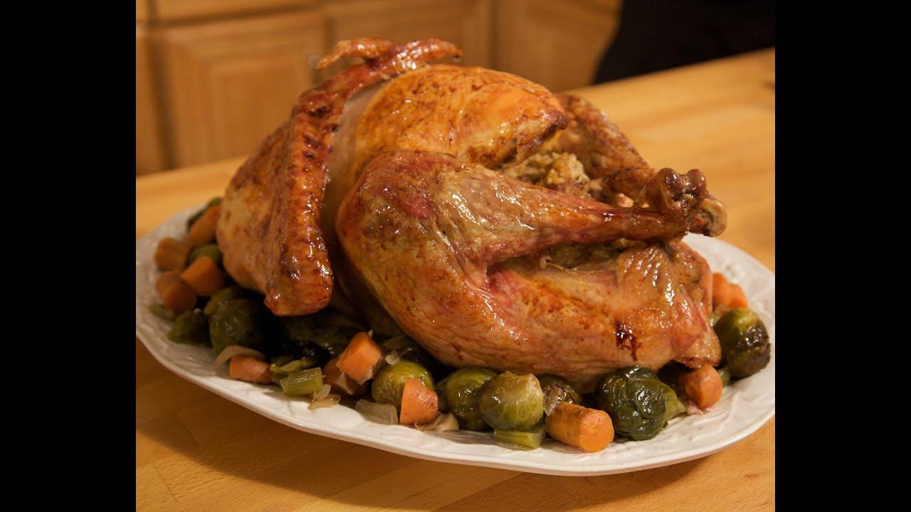 Italian Thanksgiving Recipes  Italian Thanksgiving Turkey Recipe Rossella s Cooking