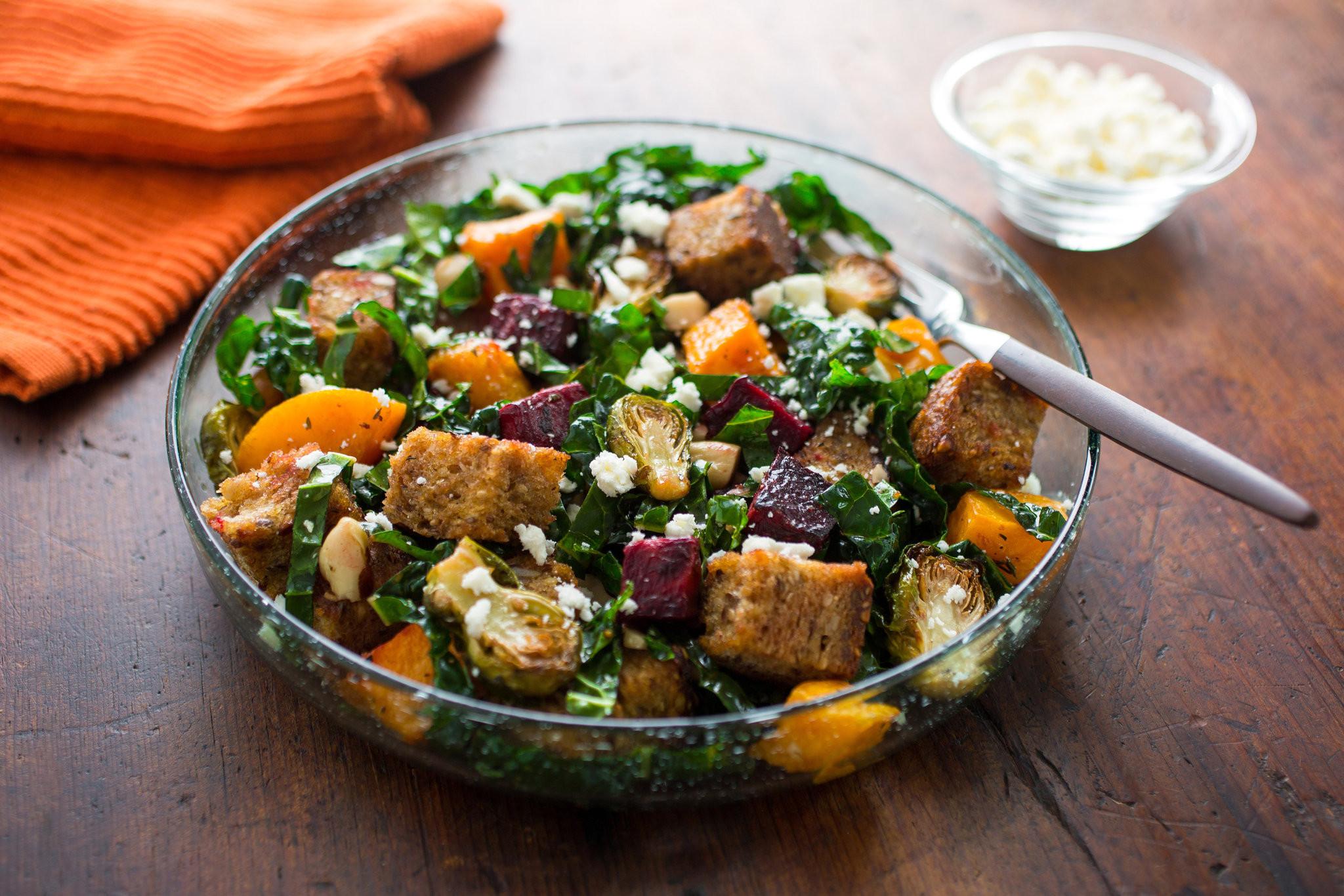 Italian Thanksgiving Recipes  Panzanella of Plenty Recipe NYT Cooking
