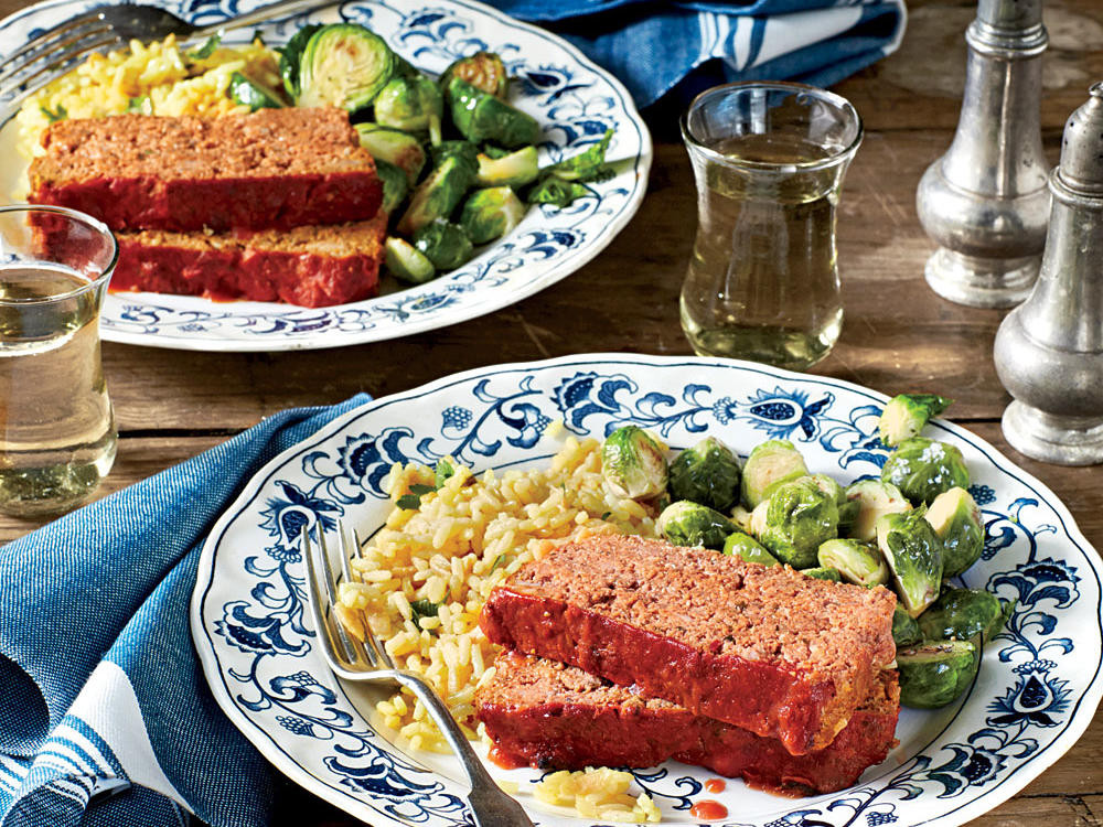Italian Thanksgiving Recipes  Italian Turkey Meatloaves Recipe