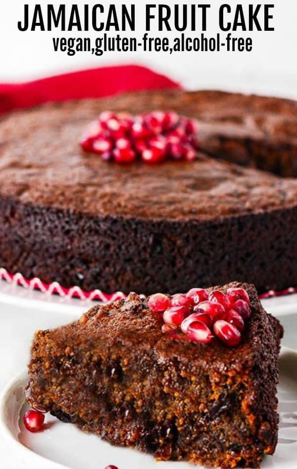 Jamaican Fruit Cake Recipe Christmas  Jamaican Fruit Cake