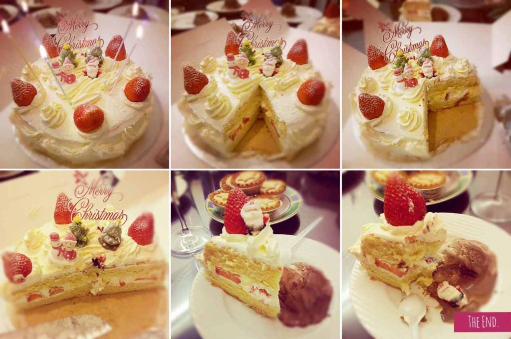 Japan Christmas Cake Recipe  Japanese Christmas Cake Strawberry Shortcake Recipe
