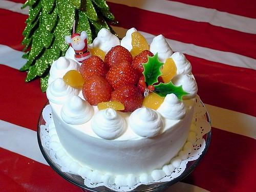 Japanese Christmas Cake Recipes  Have a Taste of Scrumptious Japanese Christmas Cake
