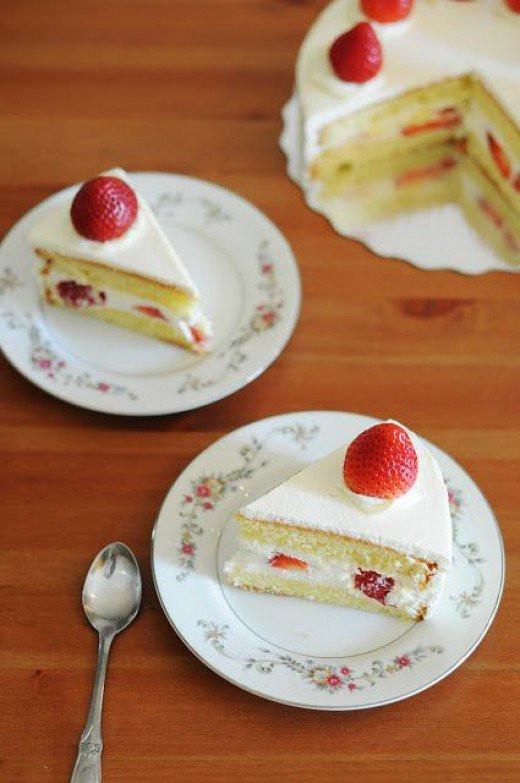 Japanese Christmas Cake Recipes  Japanese Christmas Cake Recipe