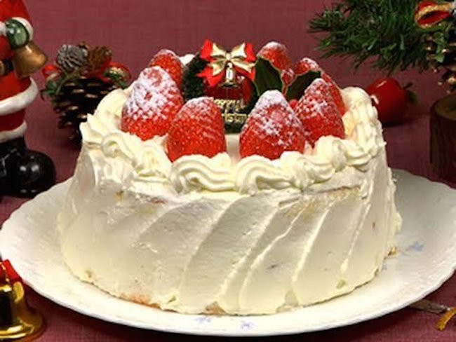 Japanese Christmas Cake Recipes  Traps and Christmas cakes What type of female characters