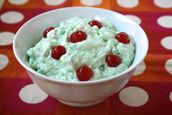 Jello Salads For Christmas  mom s green jello salad