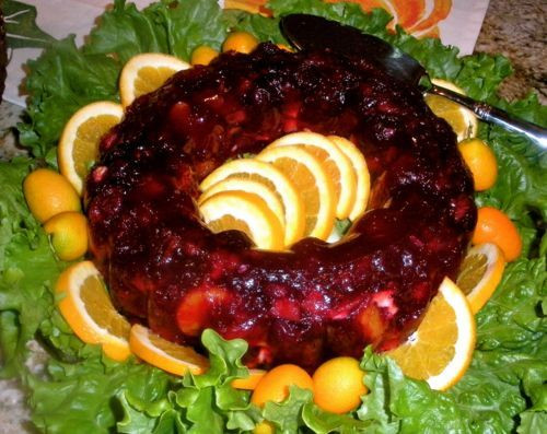 Jello Salads For Thanksgiving Dinner  FRUIT SALAD FOR THANKSGIVING DINNER