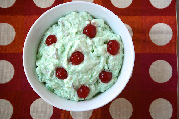 Jello Salads For Thanksgiving Dinner  mom s green jello salad