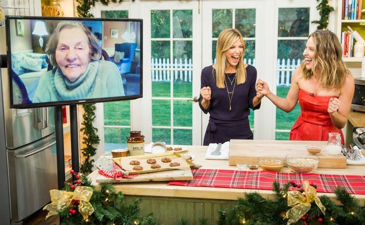 Jill Wagner Christmas Cookies  Christmas Cookies