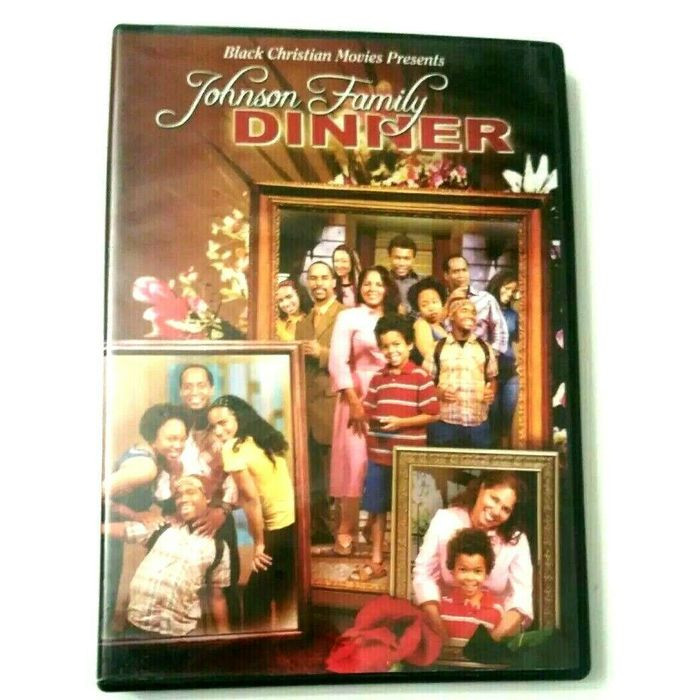 Johnson Family Christmas Dinner  Johnson Family Dinner DVD 2008 on eBid United States