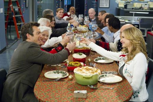 Johnson Family Christmas Dinner  The Closer Concludes Top 10 Moments TV Fanatic