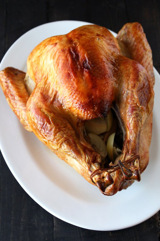 Juicy Thanksgiving Turkey  How to Brine a Thanksgiving Turkey Handle the Heat