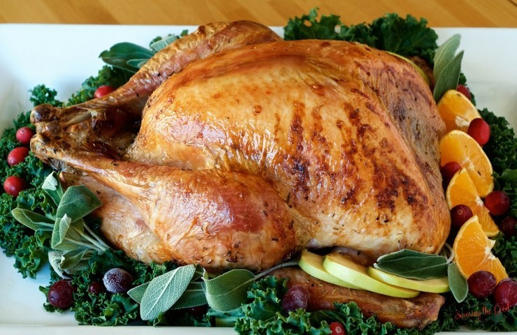 Juicy Thanksgiving Turkey  How To Cook A Turkey