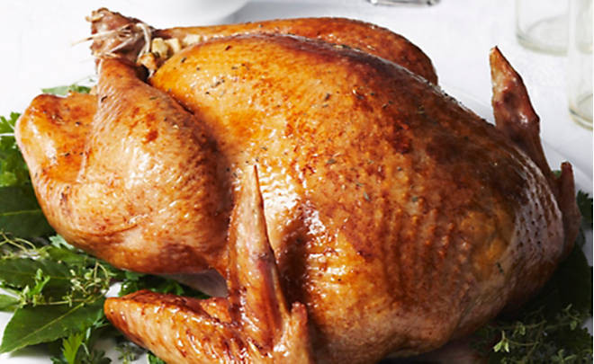 Juicy Thanksgiving Turkey  Moist & Juicy Roasted Turkey Recipe