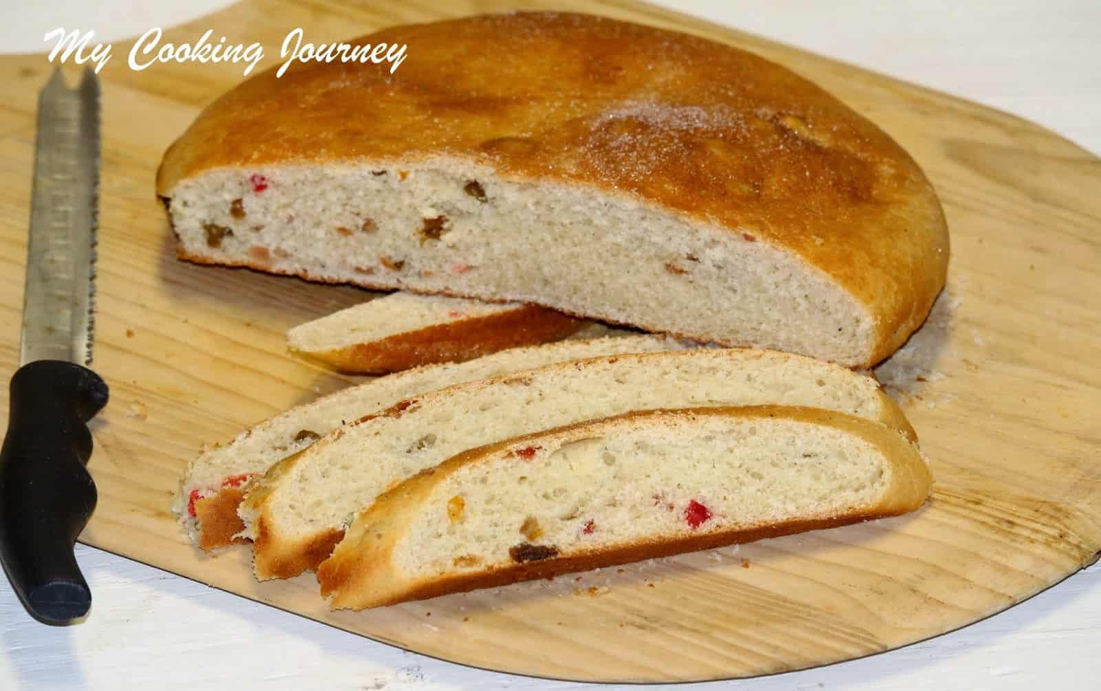 Julekake Norwegian Christmas Bread Recipe  Julekake or Julekaga – Norwegian Christmas Bread Egg Less