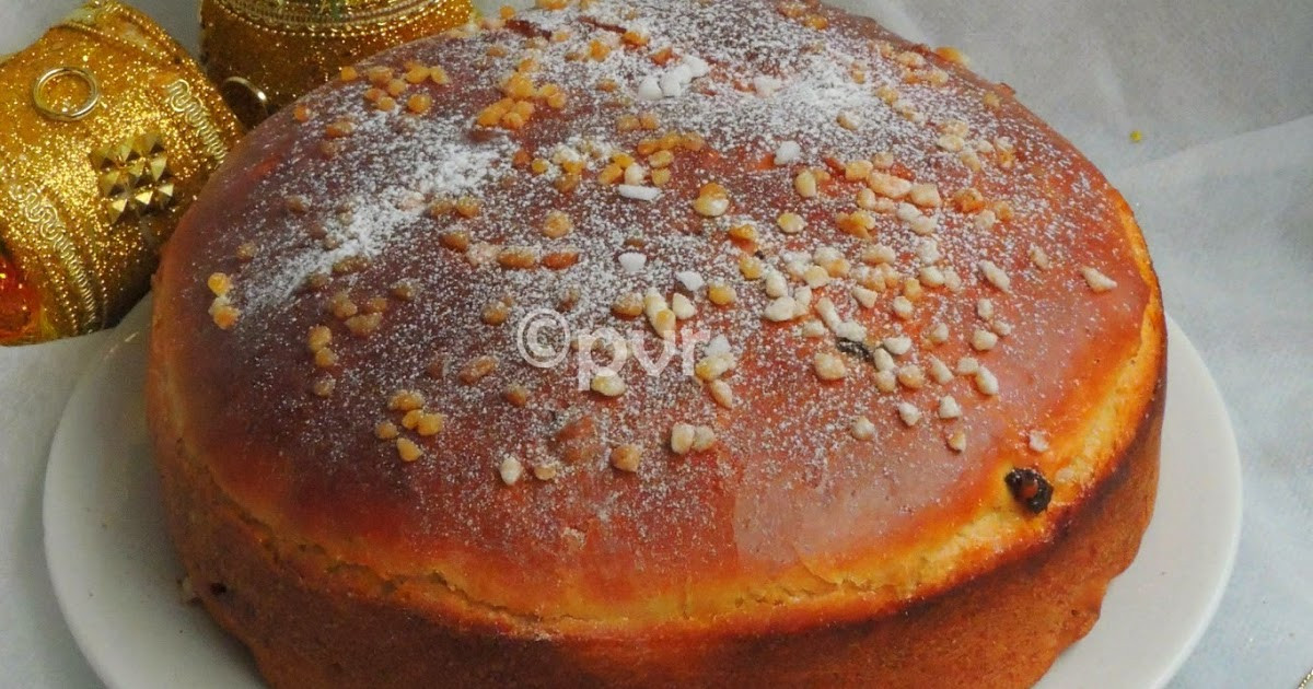 Julekake Norwegian Christmas Bread Recipe  Priya s Versatile Recipes Julekake Version 2 A