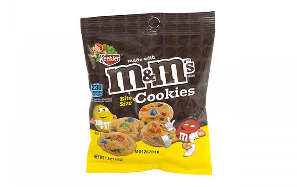 Keebler Christmas Cookies  Keebler M&M Cookie 30 Count
