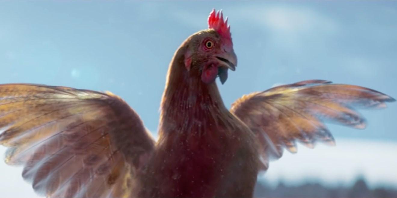 Kfc Thanksgiving Turkey  It's Chicken Vs Turkey in KFC's Holiday Ad About the