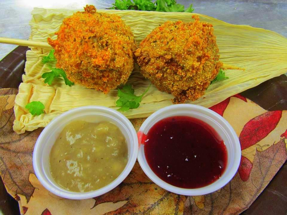 Kfc Thanksgiving Turkey  s Six Outrageous Fried Foods at the State Fair of