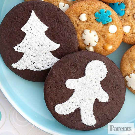 Kid Friendly Christmas Cookies  Kid Friendly Christmas Cookies Almost Too Cute to Eat
