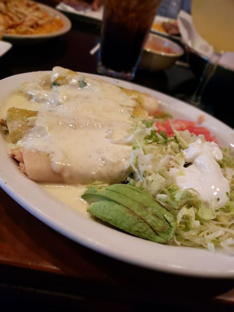 Las Margaritas O Fallon  Chicken Enchiladas Suizas Yelp