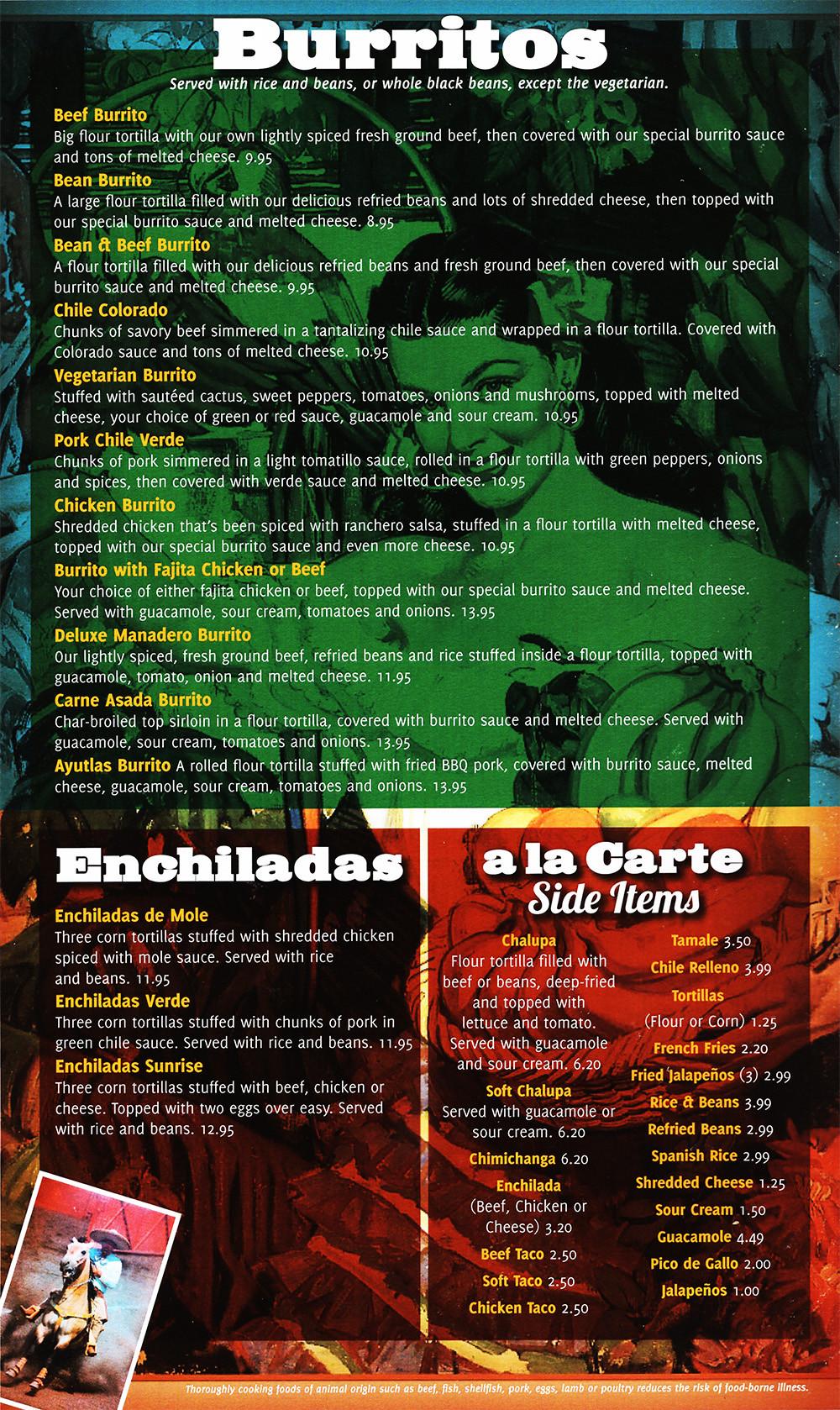 Las Margaritas O'Fallon Menu  Las Margaritas Full Menu Lincoln NE