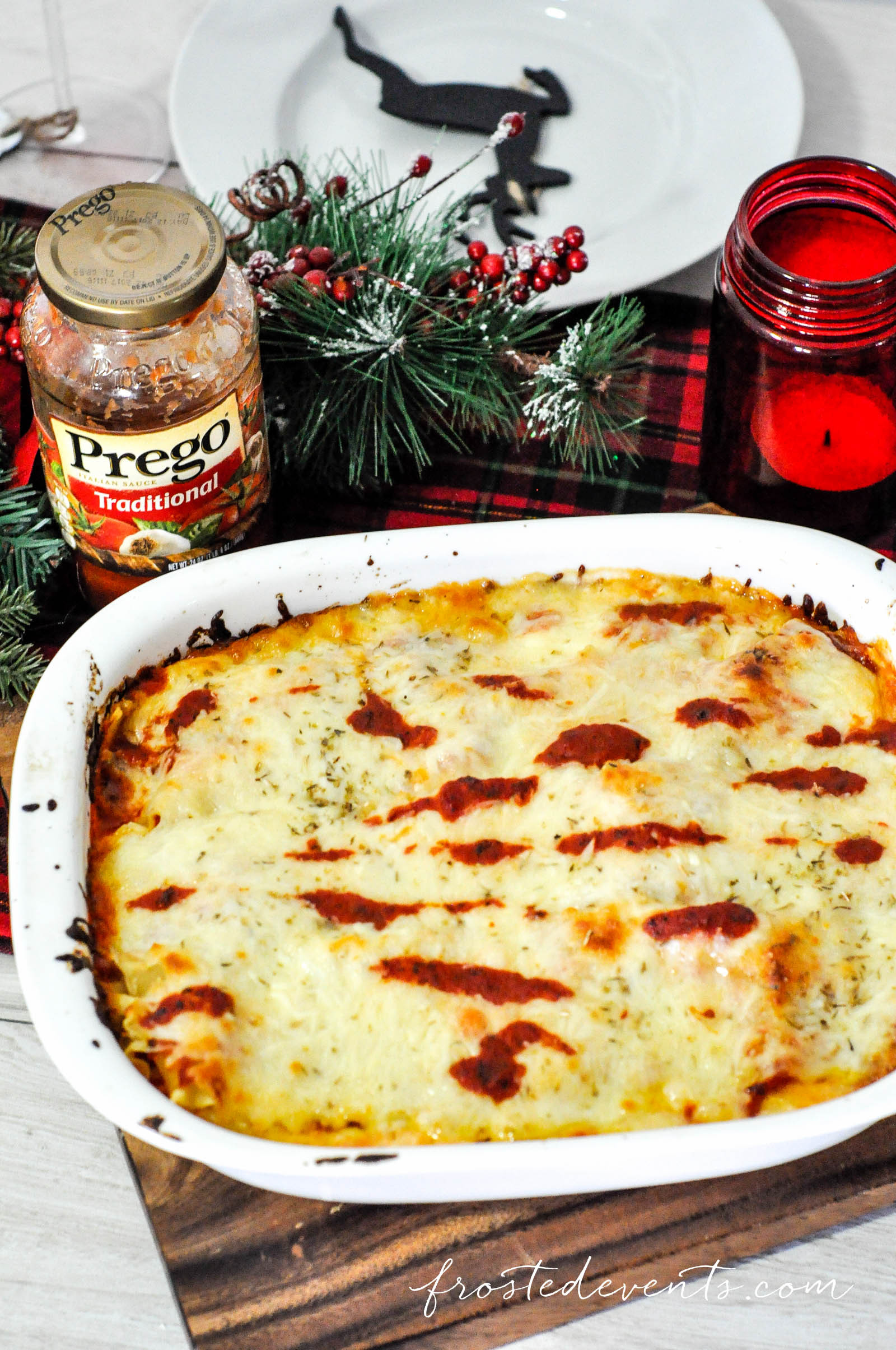 Lasagna For Christmas Dinner  The Best Lasagna Recipe for a Happy Holiday Dinner